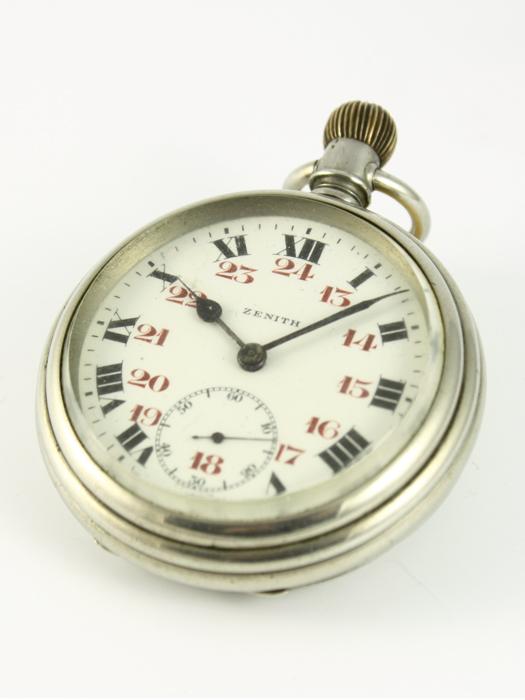 ZENITH Pocketwatch - 1