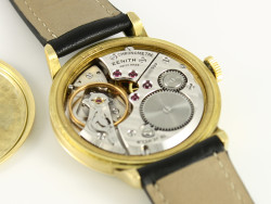 ZENITH Chronometer caliber 135