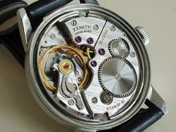 ZENITH Chronometer caliber 135 - Model 2000