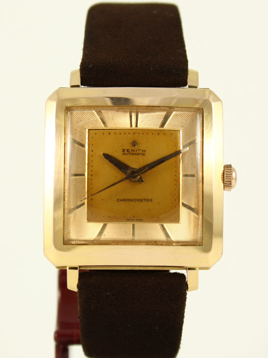 ZENITH Cal. 133.8 Chronometer